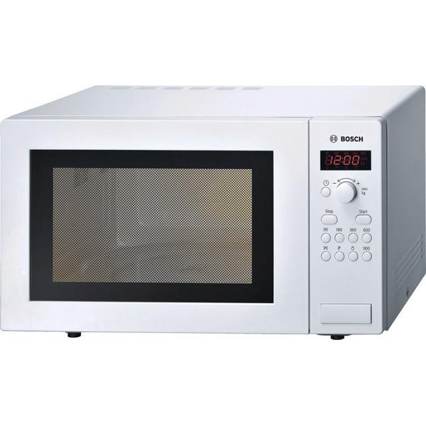 Bosch HMT84M421B 25 Litre Microwave - White