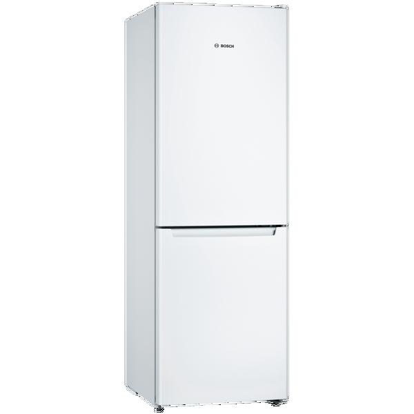 Bosch KGN33NWEAG 60cm Fridge Freezer - White - Frost Free