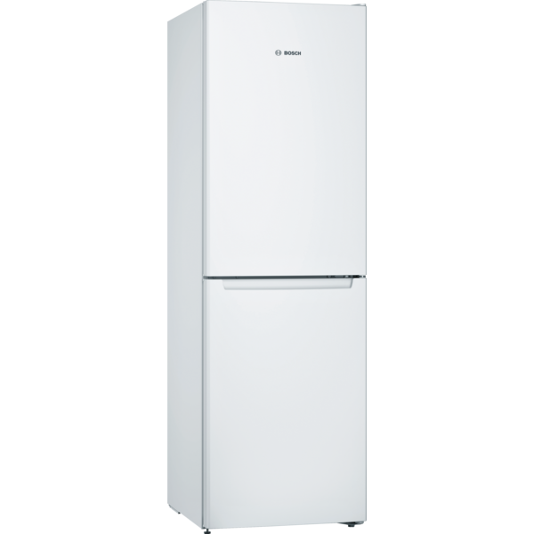 Bosch KGN34NWEAG 60cm Fridge Freezer - White - Frost Free