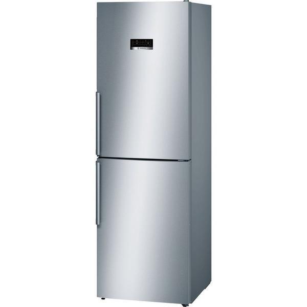 Bosch KGN34XL35G VitaFresh Fridge Freezer - Stainless Steel look - A++ Energy Rated