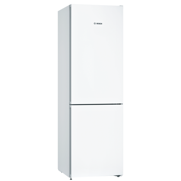 Bosch KGN36VWEAG 60cm Fridge Freezer - White - Frost Free