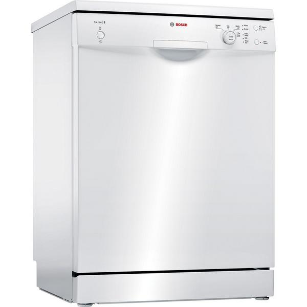 Bosch SMS24AW01G Full Size Dishwasher - White - A+ Rated