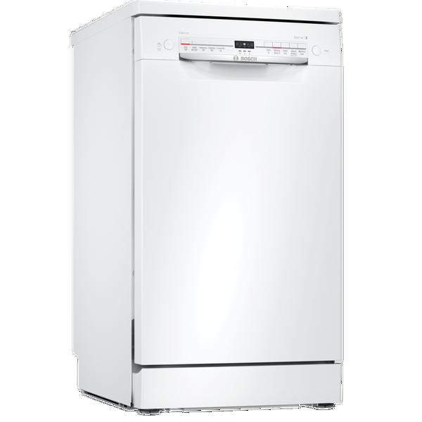 Bosch SPS2IKW04G Slimline Dishwasher - White - 9 Place Settings