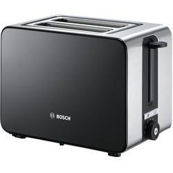 Bosch TAT7203GB Sky 2 Slice Toaster - Black/Silver