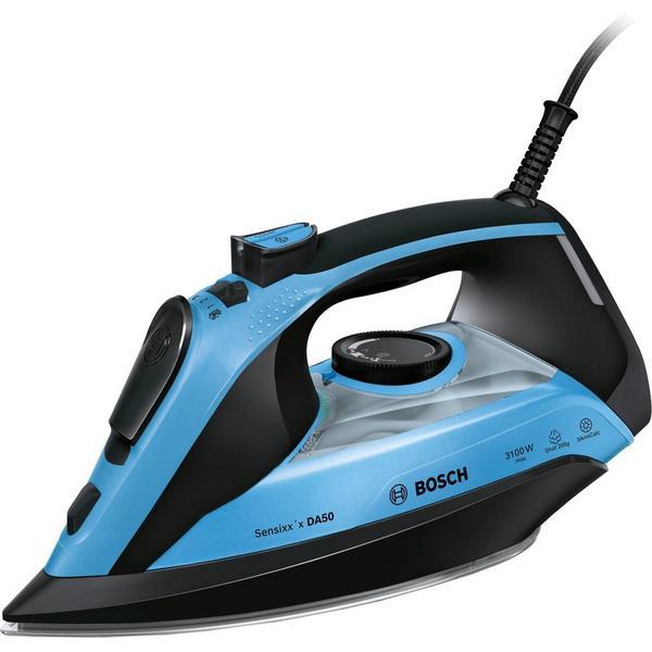Bosch TDA5073GB Steam Iron – Blue/Black