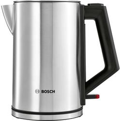 Bosch TWK7101GB City 1.7 Litre Kettle - Stainless Steel
