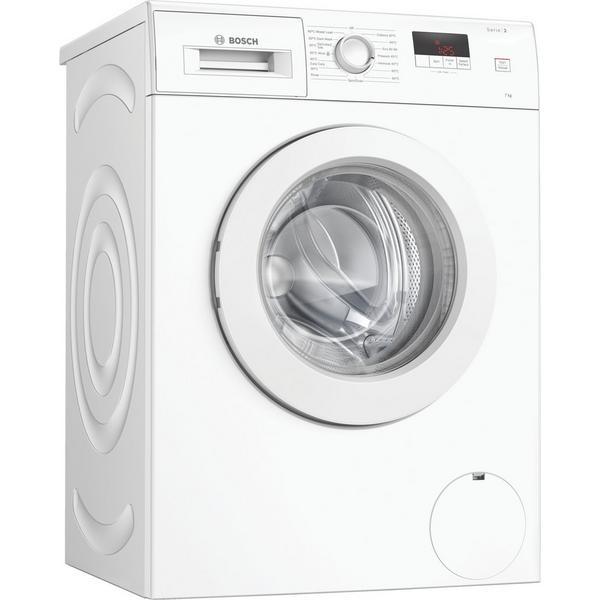 Bosch WAJ24006GB 7kg 1200 Spin Washing Machine with SpeedPerfect - White
