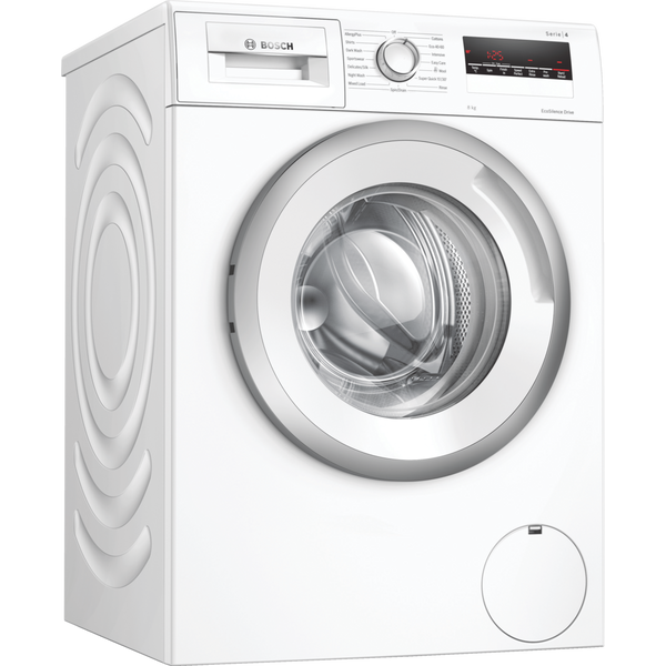Bosch WAN28281GB 8kg 1400 Spin Washing Machine with SpeedPerfect - White