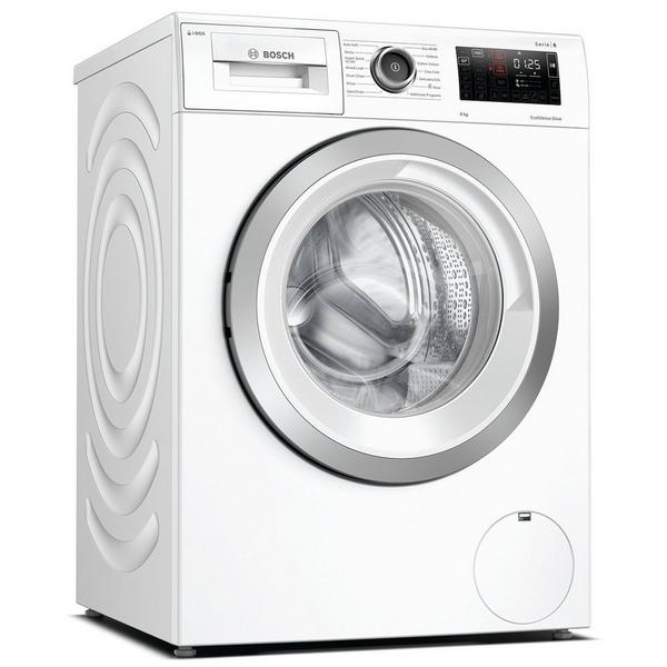 Bosch WAU28PH9GB 9kg 1400 Spin Washing Machine with EcoSilence Drive - White