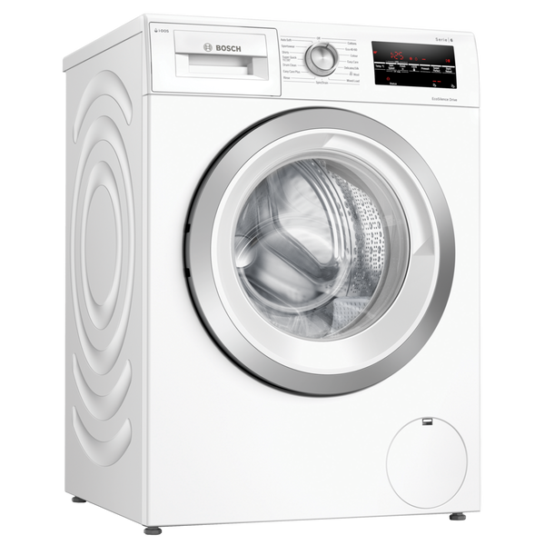 Bosch WAU28S80GB 8kg 1400 Spin Washing Machine with i-DOS System - White