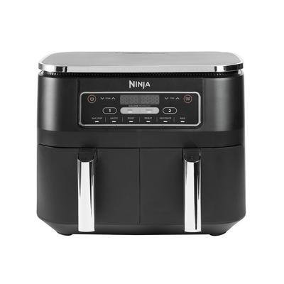 Ninja Foodi AF300UK 7.6L Dual Zone Air Fryer and Dehydrator - Black