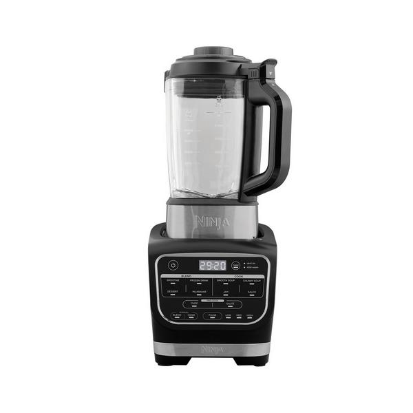 Ninja HB150UK Hot and Cold Blender and Soup Maker - Stainless Steel