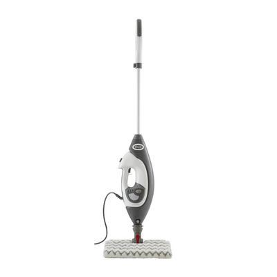 Shark S6005UK Floor & Handheld Steam Cleaner - Shark Steel Grey/Bordeaux