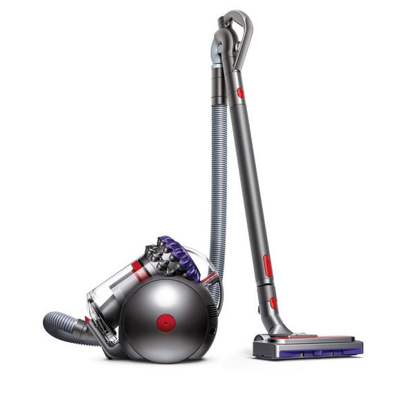 Dyson BIGBALLANIMAL2 Vacuum Cleaner- Iron/Sprayed Satin Purple/Iron