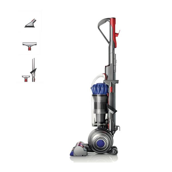 Dyson Small Ball Allergy Bagless Upright Vacuum Cleaner with free QR Tangle-Free Turbine