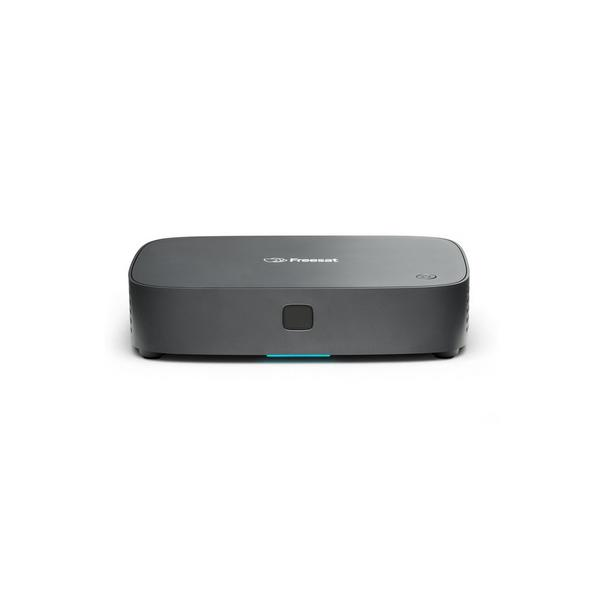 Freesat UHD-X Freesat Box - Anthracite