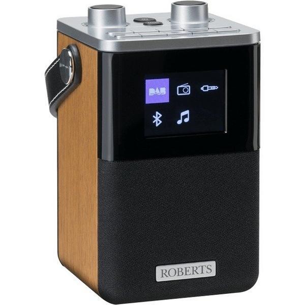 Roberts BLUTUNET2 Radio Tuner - Portable - Black
