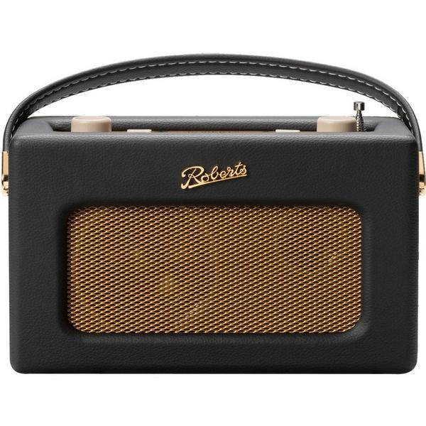 Roberts RD70BLK DAB Portable Radio - Black
