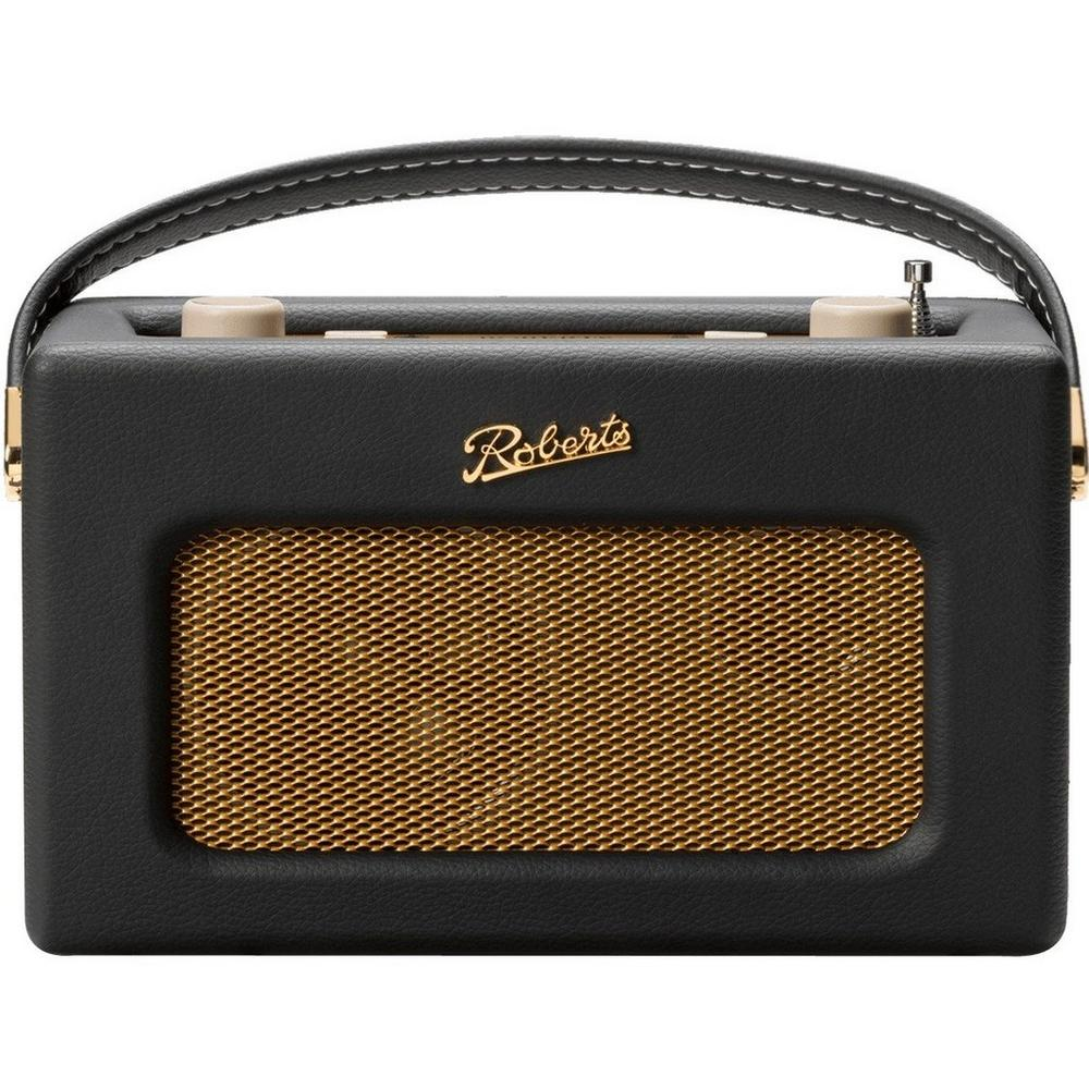 Roberts Rd70blk Dab Portable Radio Black Stream Audio Catalogue Euronics Site