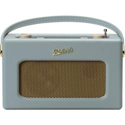 Roberts RD70DE DAB Portable Radio - Duck Egg