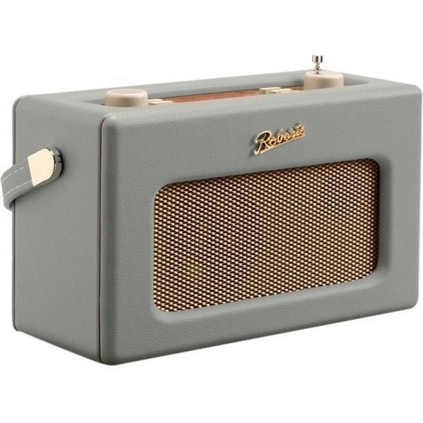 Roberts RD70DG DAB Portable Radio - Dove Grey
