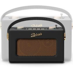 Roberts REVIVALUNOBLK DAB Portable Radio - Black