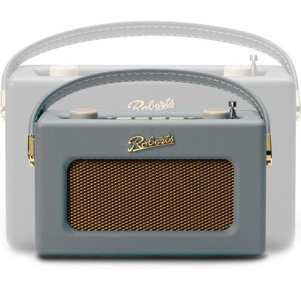Roberts REVIVALUNODG DAB Portable Radio - Dove Grey