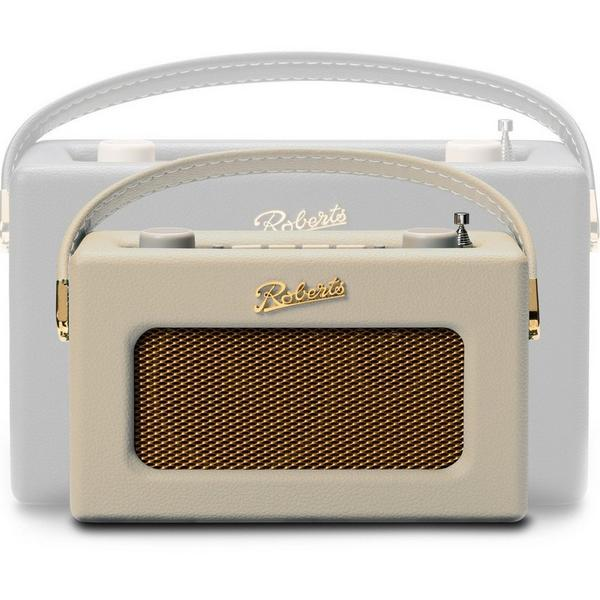 Roberts REVIVALUNOPC DAB Portable Radio - Pastel Cream
