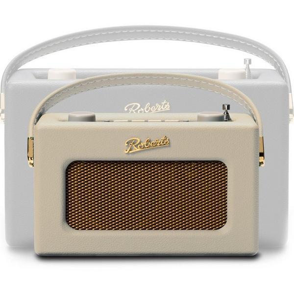 Roberts REVIVALUNOPC DAB Portable Radio - Pastel Cream