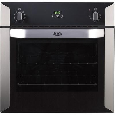 Belling BI60MF Built In Electric Single Oven - Stainless Steel - A Rated