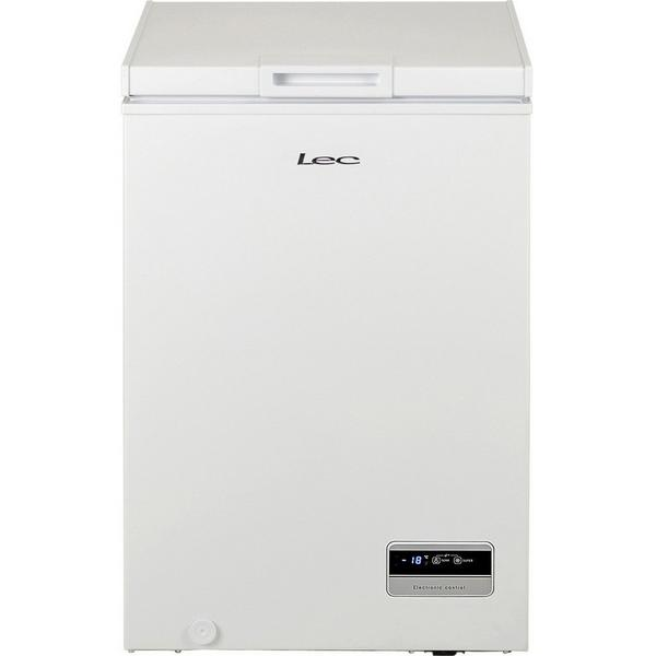 Lec CF100LWMK2 99 Litre Chest Freezer - White - A+ Rated