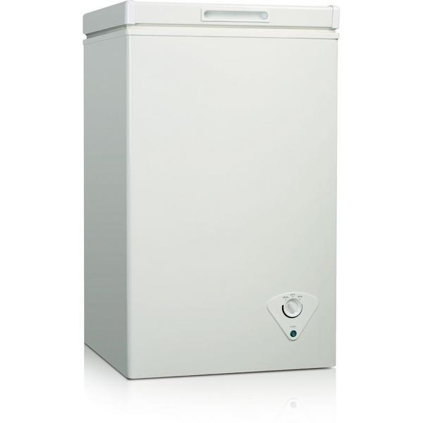 Lec CF61LW 60 Litre Chest Freezer - White - A+ Rated