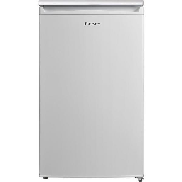 Lec L5017W 50cm Undercounter Larder Fridge - White - A+ Rated