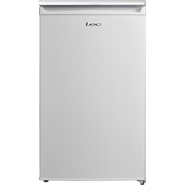 Lec R5017W 50cm Undercounter Fridge - White - A+ Rated