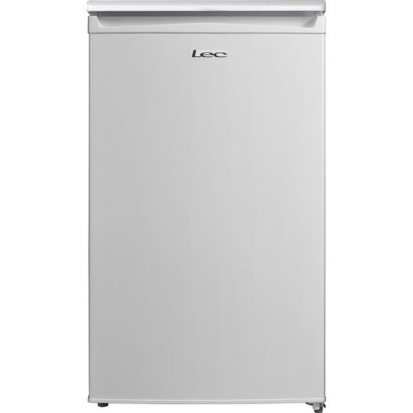 Lec R5517W 55cm Undercounter Fridge - White - A+ Rated