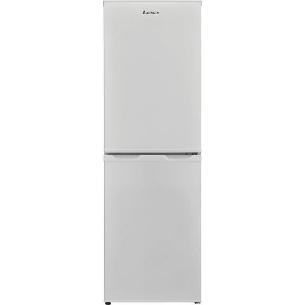 Lec TF55178W 55cm Frost Free Fridge Freezer - White - A+ Rated