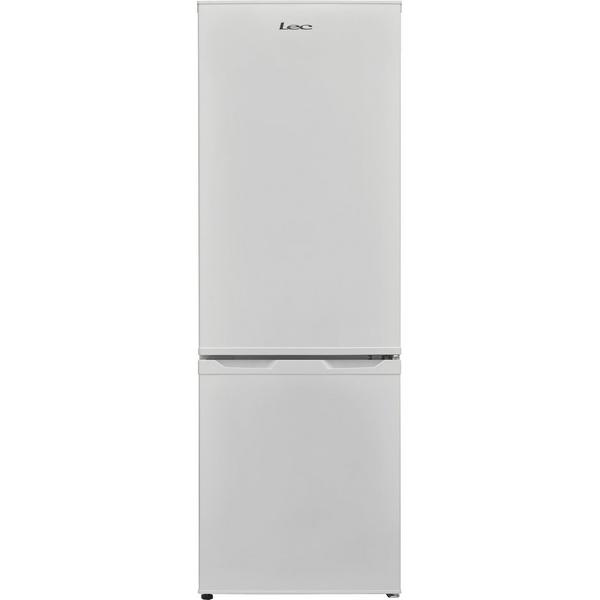 Lec TFL55148W 55cm Low Frost Fridge Freezer - White - A+ Rated