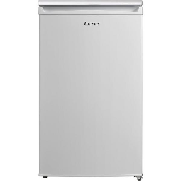 Lec U5017W Undercounter Freezer - White - A+ Rated