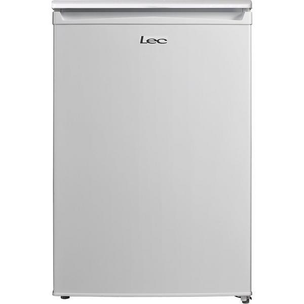 Lec U5517W Undercounter Freezer - White - A+ Rated