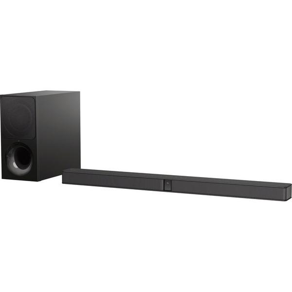 Sony HTCT290CEK 2.1 Channel Output Soundbar Bluetooth Wireless Subwoofer Black