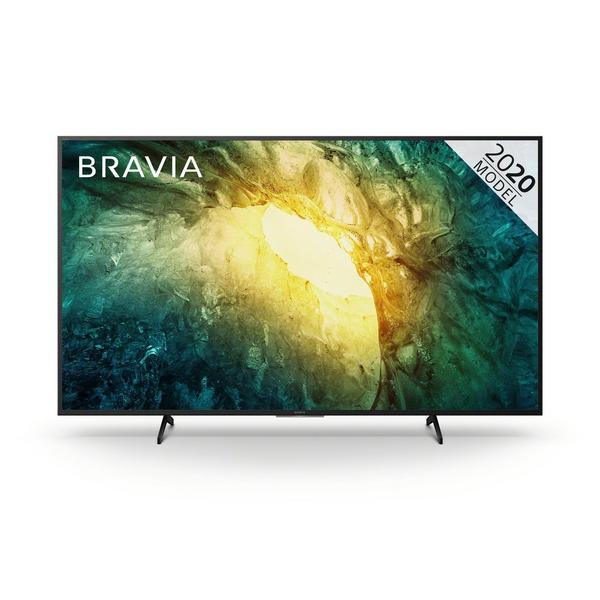 "Sony KD49X7052PBU 49"" 4K Ultra HD HDR LED Smart TV with X-Reality Pro & Triluminos Display"