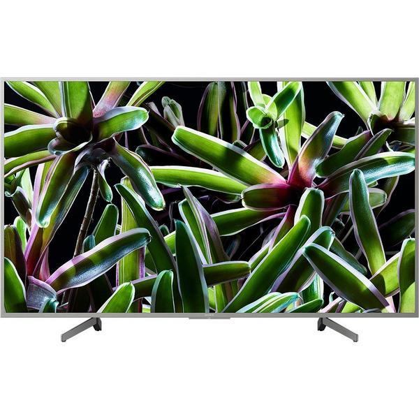 """Sony KD49XG7073SU 49"""" 4K UHD HDR SmartTV Silver"""