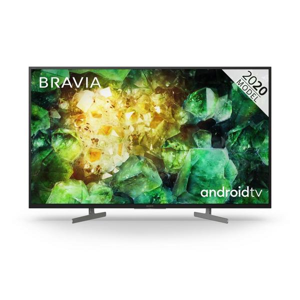"Sony KD49XH8196BU 49"" 4K Ultra HD HDR LED Android TV with Voice Remote & Google Assistant"