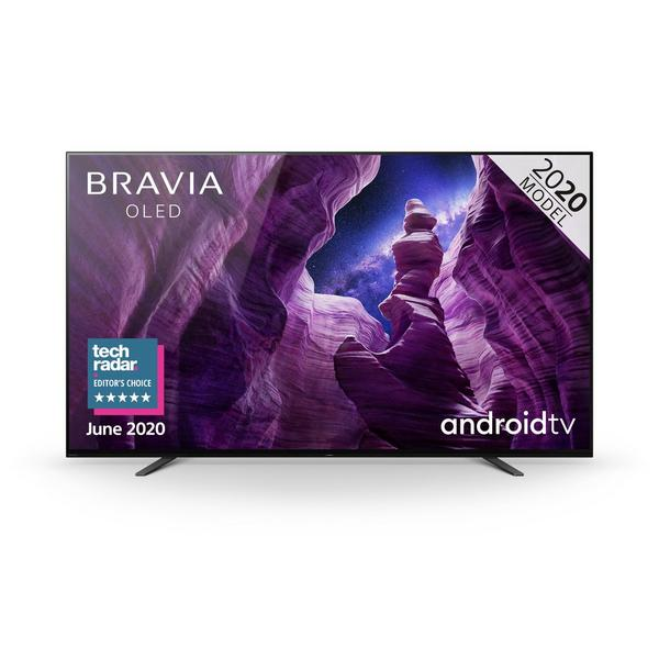 """Sony KD65A8BU 65"""" 4K HDR OLED Android TV"""