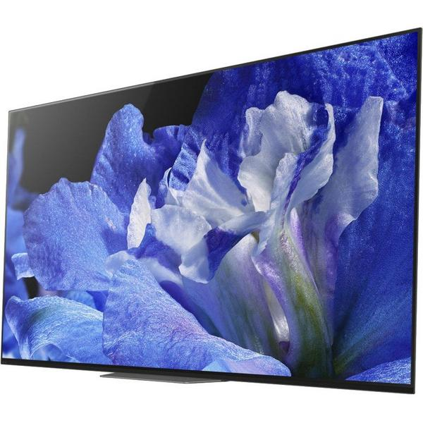 "Sony KD65AF8BU 65"" 4K HDR OLED TV - Freeview Play - Android Smart - YouView - Acoustic Surface"