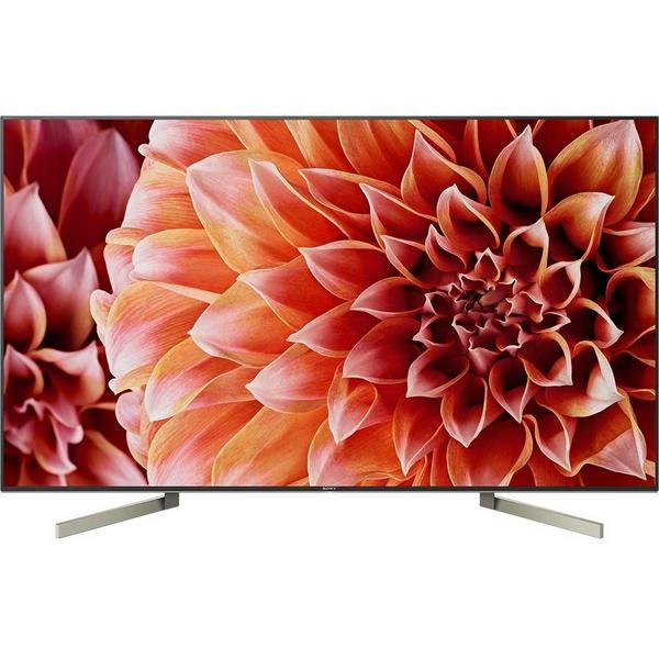 """Sony KD65XF9005BU 65"""" 4K UHD HDR SMART Android TV - Freeview HD - YouView - Black - A Rated"""