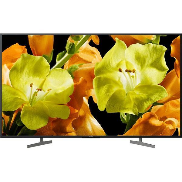 "Sony KD65XG8196BU 65"" 4K UHD HDR Smart TV Black A Rated"