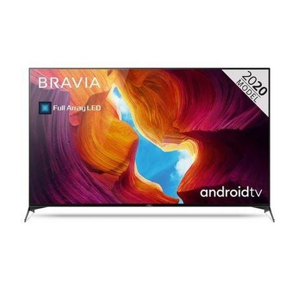 """Sony KD75XH9505BU 75"""" 4K HDR Full Array LED Android TV with X-Motion Clarity & Google Assistant"""