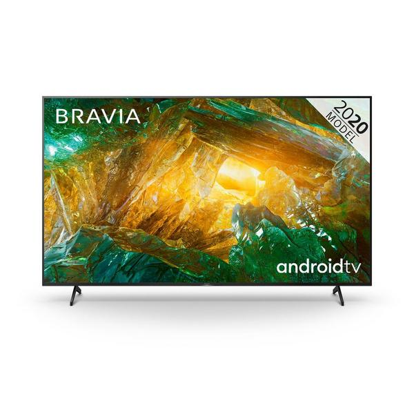 """Sony KE85XH8096BU 85"""" 4K Ultra HD HDR LED Android TV with X-Balanced Speakers & Triluminos Display"""