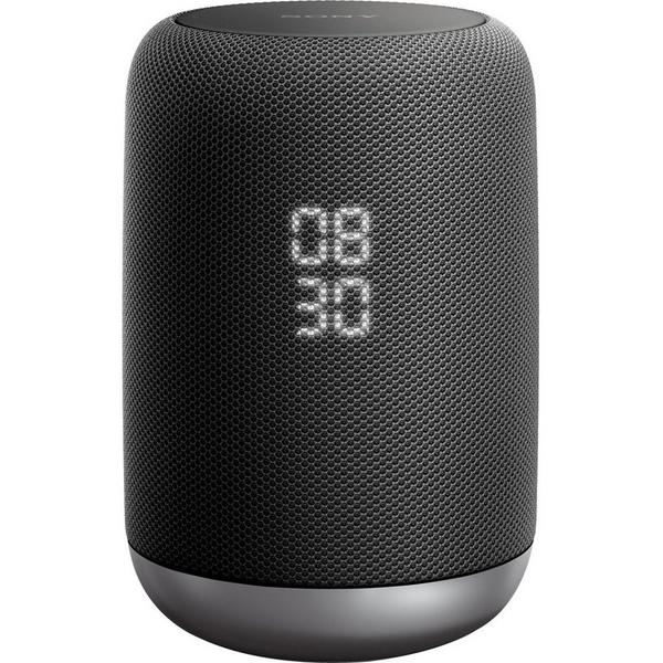 Sony LFS50GBCEK Speaker Black Wireless Smart Speaker Google Assistant - wiFi